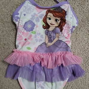 Disney Store Sophia the great bathing suit